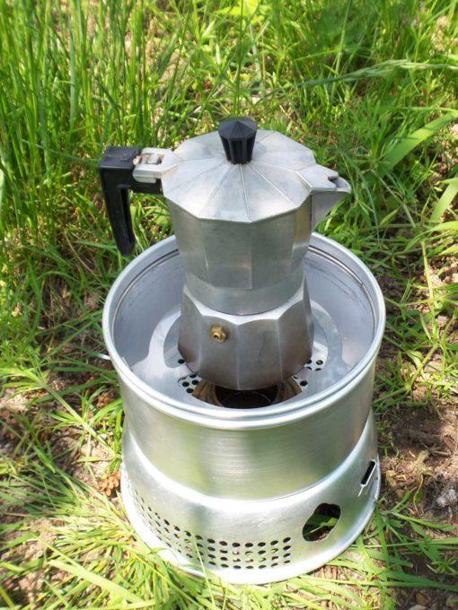 Kocherstern für Sturmkocher + Espresso